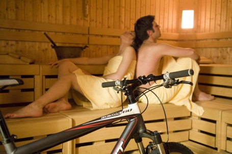 Wellness e mountani bike un binomio perfetto