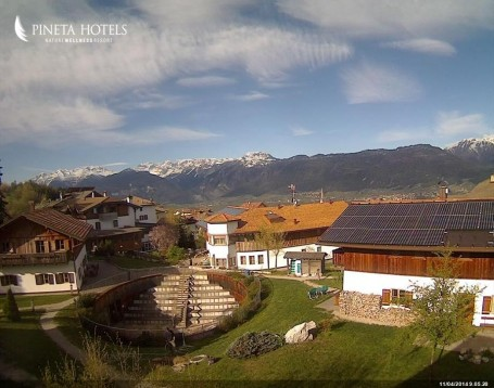 La nostra WebCam sulle Dolomiti